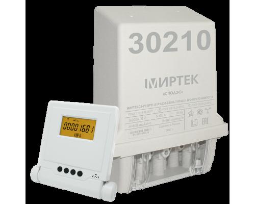 Трехфазный многотарифный счетчик МИРТЕК-3-BY-SP31-A1R1-230-5-100A-T-RF433/1-HKOQ1V3