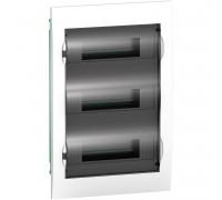 Schneider Easy9 корпус встроенный с прозрачной дверью 3 ряда/36 модулей