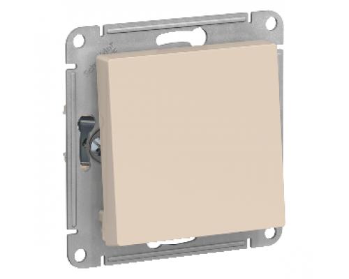 1-клавишный проходной выключатель Schneider Electric AtlasDesign ATN000261