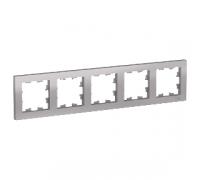 Рамка 5 постов Schneider Electric AtlasDesign ATN000305