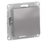 1-клавишный проходной выключатель Schneider Electric AtlasDesign ATN000361