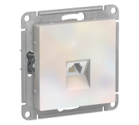 Телефонная розетка Schneider Electric AtlasDesign ATN000481