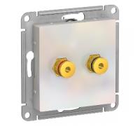 Аудиорозетка Schneider Electric AtlasDesign ATN000487