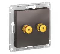 Аудиорозетка Schneider Electric AtlasDesign ATN000687