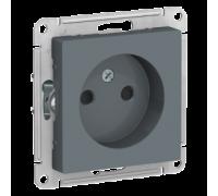 Розетка без заземления со шт Schneider Electric AtlasDesign ATN000749