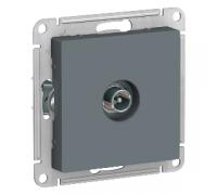 Tv розетка проходная Schneider Electric AtlasDesign ATN000792