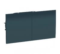 Розетка двойная с заземлением со шт с кр Schneider Electric AtlasDesign ATN000828