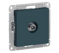 Tv розетка проходная Schneider Electric AtlasDesign ATN000892