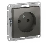 Розетка без заземления Schneider Electric AtlasDesign ATN000941