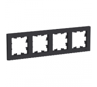 Рамка 4 поста Schneider Electric AtlasDesign ATN001004