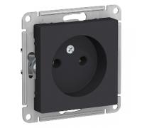 Розетка без заземления Schneider Electric AtlasDesign ATN001041