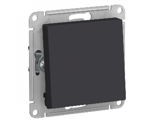 1-клавишный проходной выключатель Schneider Electric AtlasDesign ATN001061