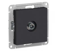 Tv розетка проходная Schneider Electric AtlasDesign ATN001092