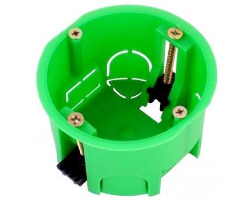 Коробка установочная круглая (гипсокартон) Ф68х40