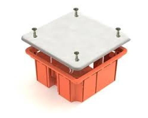 Распределительная коробка для твердых стен (90х90х48.5мм)  HEGEL