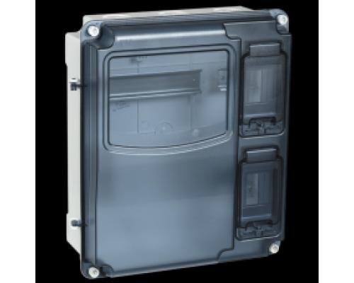 Корпус пластиковый ЩУРн-П 3/6 IP66 PC IEK