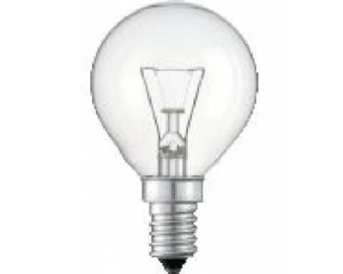 Лампа накаливания  220V  40W E14 ДШ
