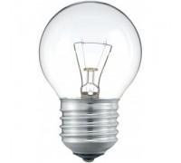 Лампа накаливания  220V  60W E27 ДШ