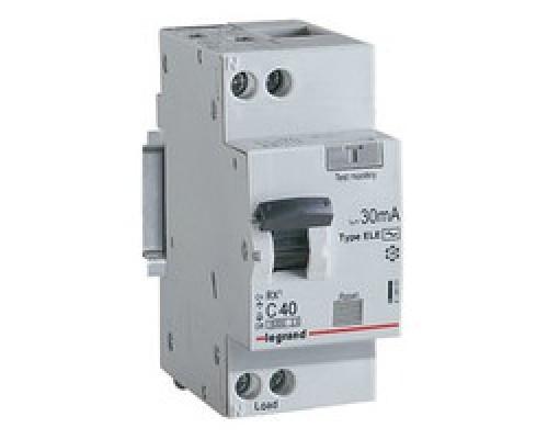 Автоматический выключатель дифференциального тока Legrand RX3 10A Тип AC 30mA