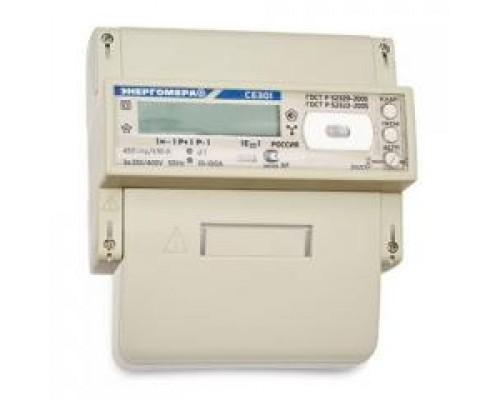 Счетчик электроэнергии трехфазный многотарифный CE301BY R33 146 JAVZ (5-100)A