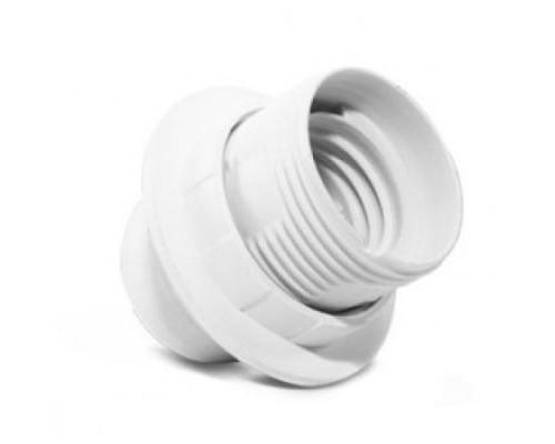 Электрический патрон Е27(пластиковый с кольцом)0.85